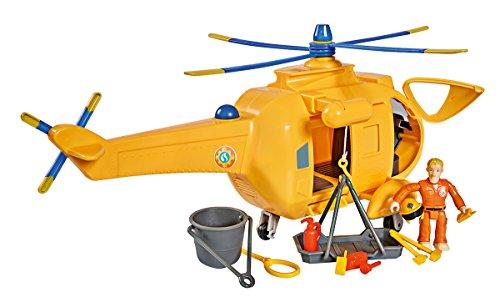 Feuerwehrmann Sam Hubschrauber Wallaby II (Amazon)