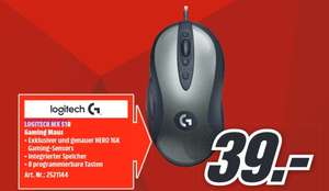 Logitech MX518 | WD Elements Desktop 8TB =139€ | Logitech G432 = 49€ | u.a.