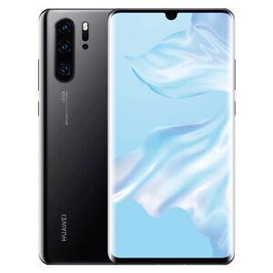 "Huawei P30 Pro 6.47"" Dual-SIM Smartphone (128GB, 8GB RAM, USB-C, NFC, 4200mAh, Android 9) schwarz - neu, ungeöffnet und originalverpackt"