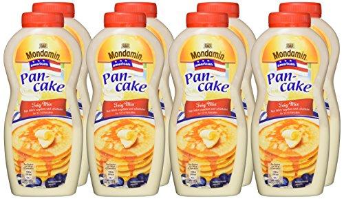 Mondamin American Pancake Teig-Mix, 8x215 g   (amazon prime)