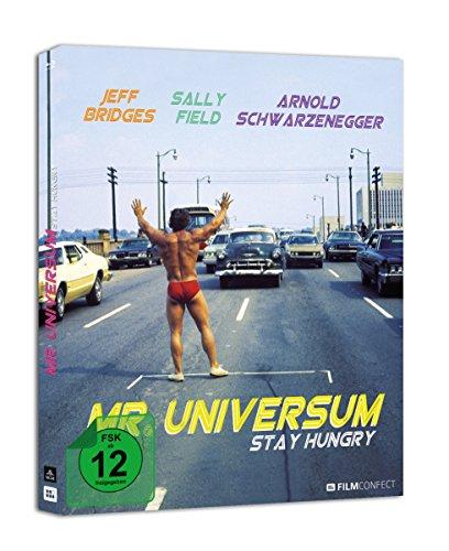 Mr. Universum - Stay Hungry Limited Digipak Edition (Blu-ray) für 6€ (Amazon Prime)