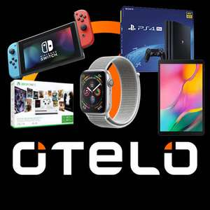 Otelo Allnet Flat (7GB LTE) mtl. 19,99€ + Nintendo Switch & Samsung Galaxy Tab A 10.1, Apple Watch, PlayStation 4 Pro, Xbox One S, Apple AirPods, etc.