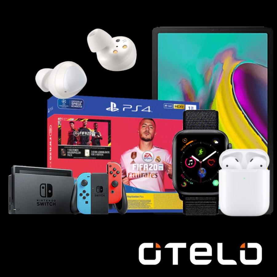 Otelo Allnet Flat (7GB LTE) mtl. 19,99€ mit PS4 Pro (1TB) inkl. FIFA 20 (44€ ZZ), Samsung Galaxy Tab S5E + Galaxy Buds (79€ ZZ), Nintendo Switch + Samsung Galaxy Fit (22€ ZZ), Apple Watch, Apple AirPods, etc.