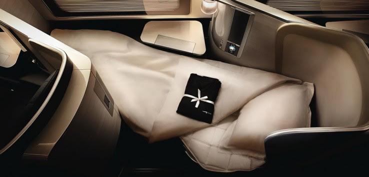 Business Class / First Class Flüge ab 960 / 1400 Euro p.P. nach Nordamerika ab London und zurück - British Airways