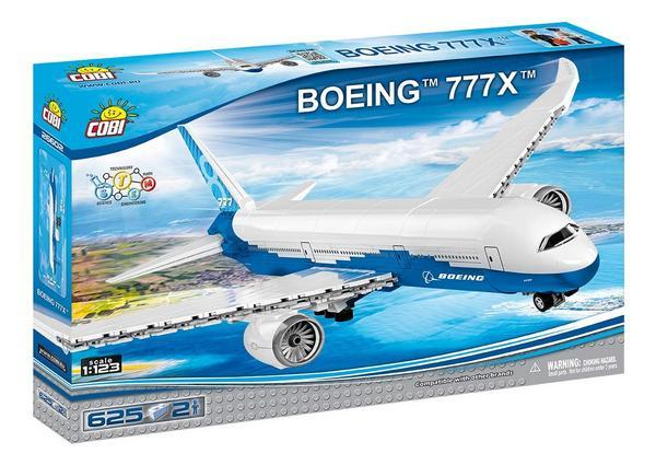 [BOL.de] Cobi-Sammeldeal, zB Boeing 777X für 29,96€ - Boing 787 für 23,48 € - Boing 737 Max für 19,43 €
