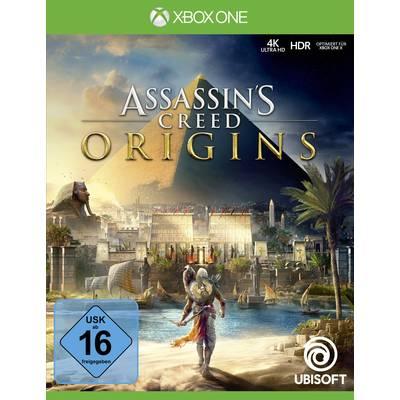 Assassin's Creed: Origins (Xbox One) für 15,99€ (Conrad Filiale)