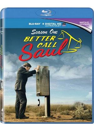 Better Call Saul - Staffel 1 (Blu-ray) für 4,27€ (Base.com)