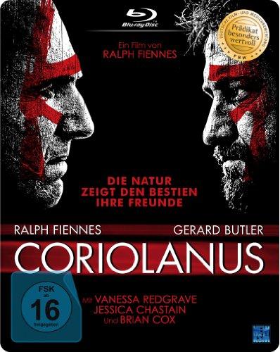 Coriolanus Steelbook (Blu-ray) für 5,97€ (Amazon Prime)
