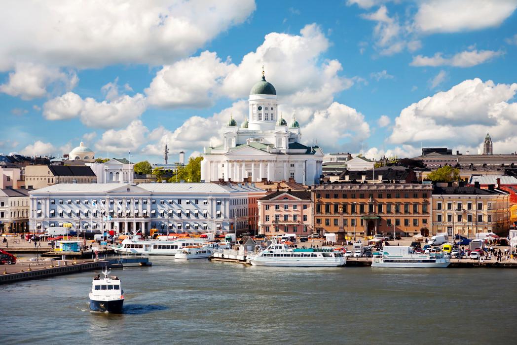 Kurzurlaub in Finnland: Hin und Rückflug von Berlin nach Helsinki ab 45€