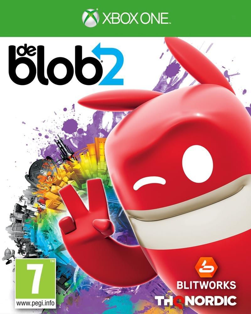 de Blob 2 (Xbox One) für 11,85€ (Amazon IT)