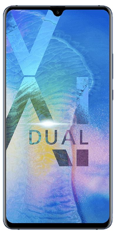Huawei Mate 20 X im Debitel Telekom oder Vodafone (6GB LTE, Allnet) mtl. 21,99€ und einmalig 1€