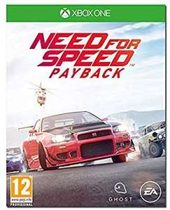 Need for Speed: Payback (Xbox One) [Amazon IT]