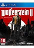 Wolfenstein 2: The New Colossus (PS4) [Base]
