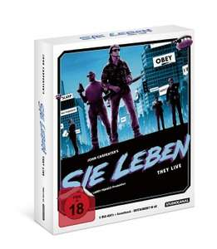 Sie leben Limited Soundtrack Edition DigiPak (Blu-ray + Audio-CD) für 17,93€ (Alphamovies)