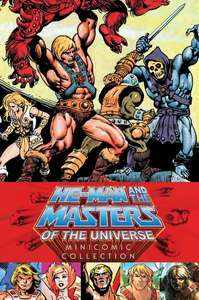 He-Man and the Masters of the Universe Minicomic Collection (1232 Seiten) für 16,19€ inkl. Versand