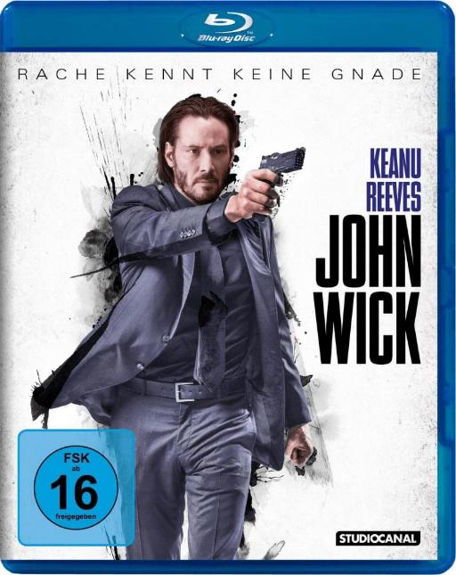 Wunschfilm-Wochen bei Media Markt - Blu-rays Filme für je 5,55€ z.B. John Wick