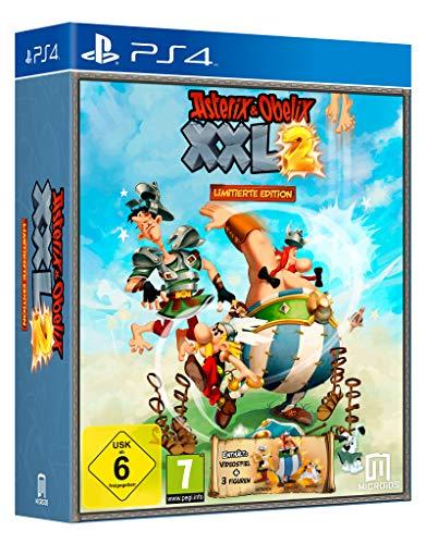 [Amazon] Asterix & Obelix XXL2 Limited Edition PS4 Playstation 4 für 29,99€ (Amazon Prime)