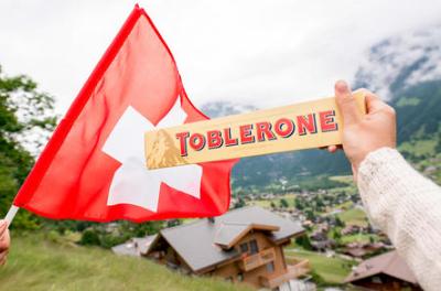 Toblerone - 200g für 1,55 €, 100g für 79 Ct @ Action