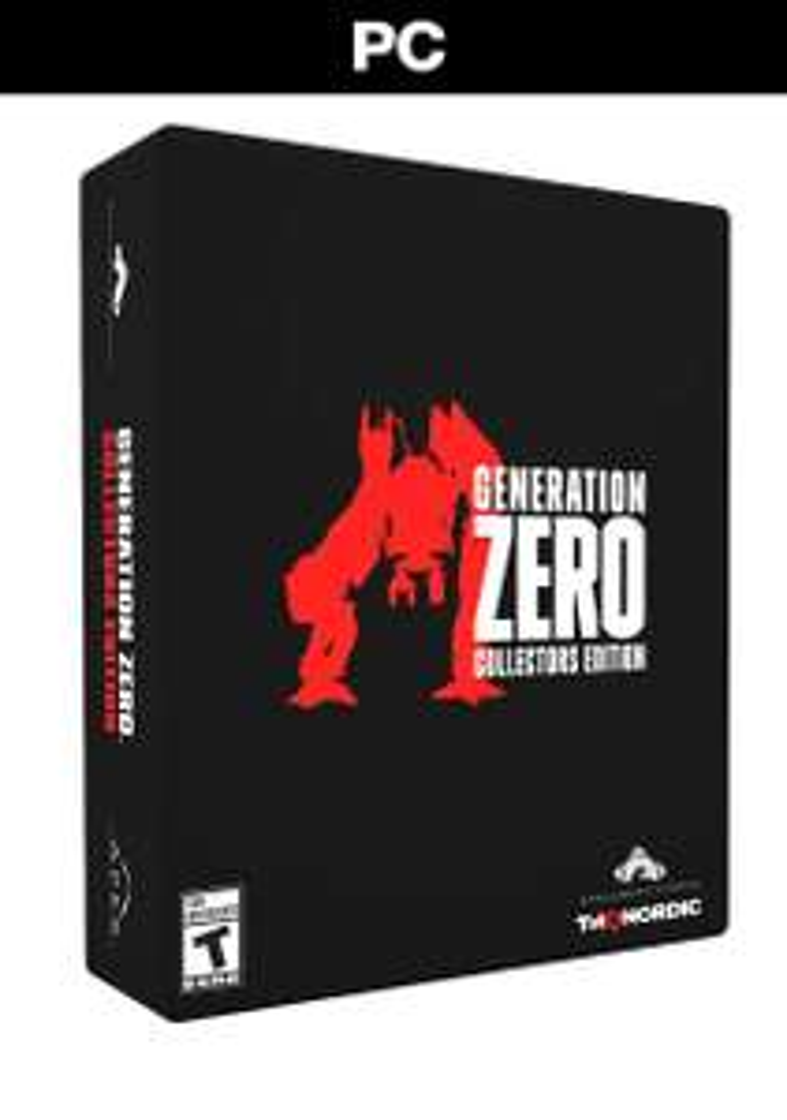 Generation Zero Collector's Edition (PC) für 36,79€ (Amazon IT)