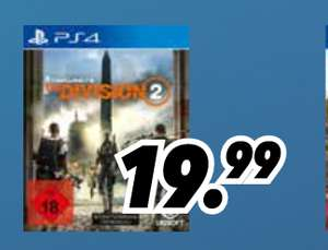 [Medimax] Tom Clancy's The Division 2 (PS4)