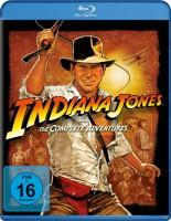 Indiana Jones - The Complete Adventures / Amaray (Blu-ray) für 16,44€ [Media-Dealer]