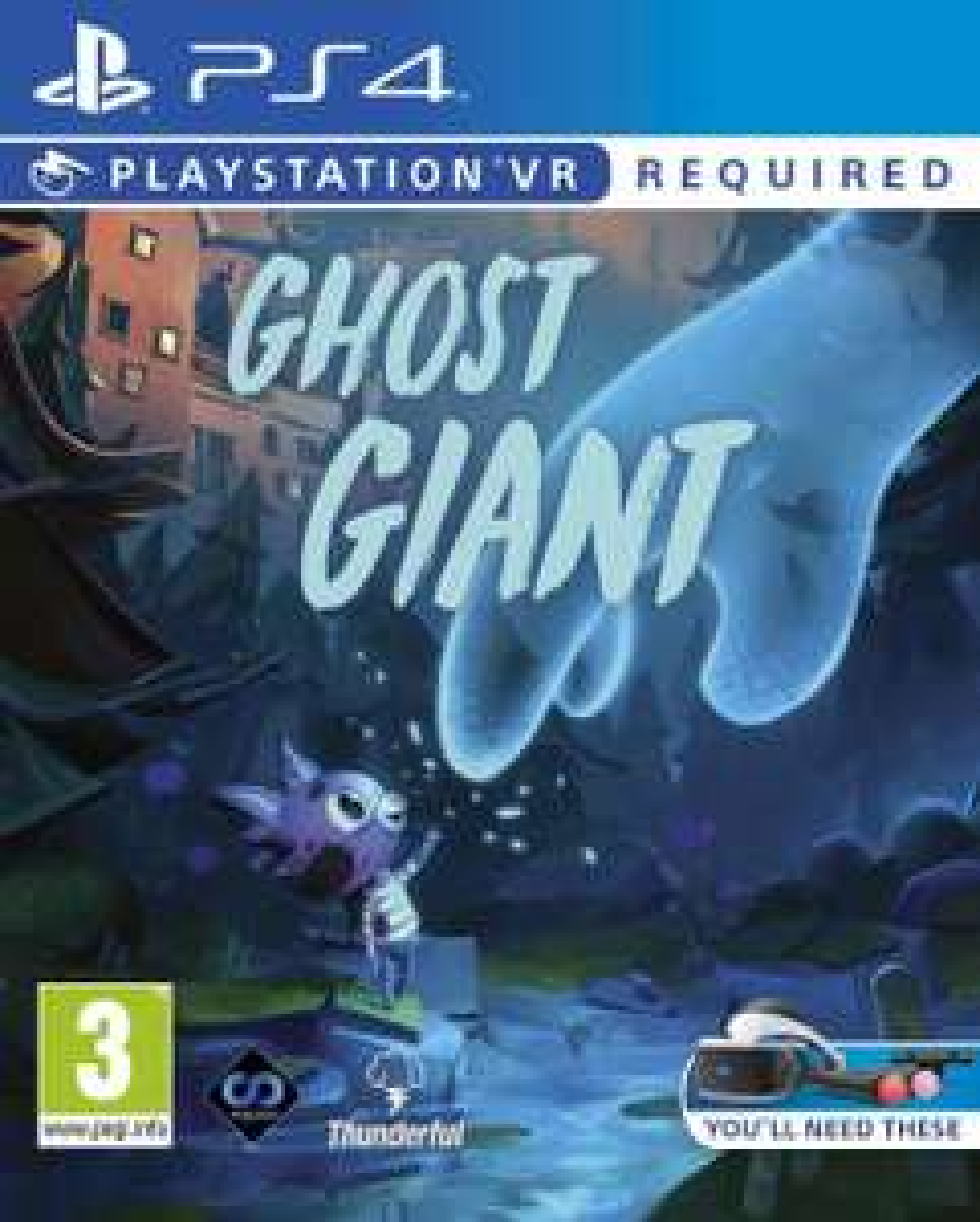 Ghost Giant (PS4-VR) für 17,10€ (ShopTo)