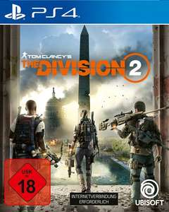 [Lokal Willich] Tom Clancy's The Division 2  - PS4 & XBox One (PS4 vorbei)