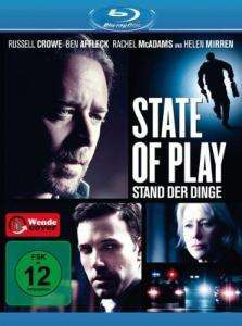 State Of Play - Stand der Dinge (Blu-ray) für 3,68€ (Dodax)