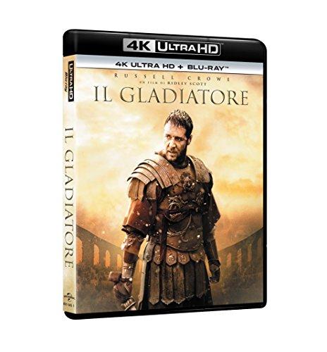 Gladiator 4K (4K UHD + Blu-ray) für 13,42€ (Amazon ES)