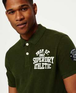 Superdry Poloshirts in neuen Designs @ebay