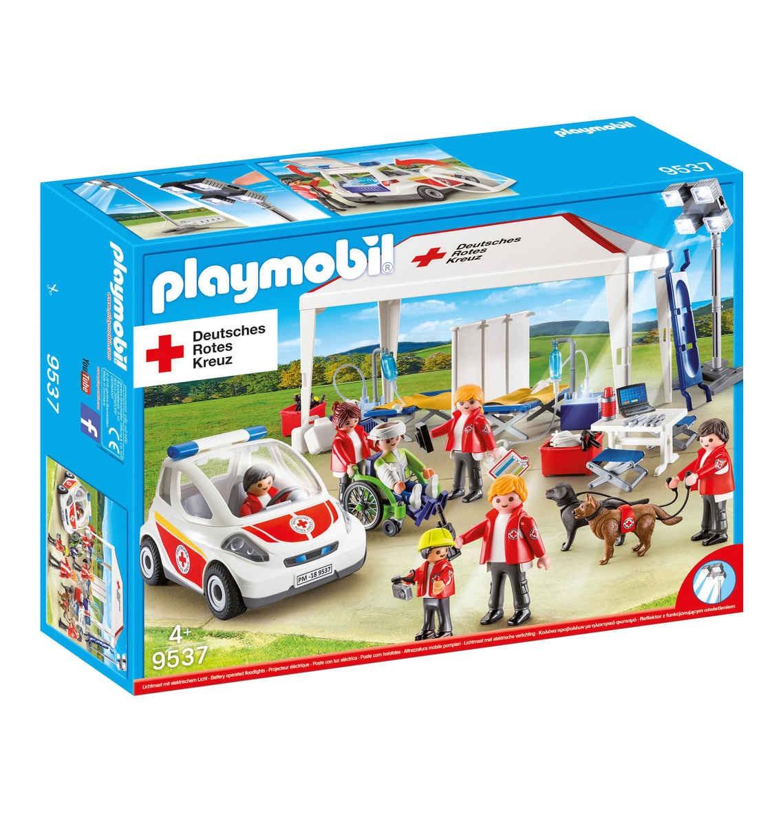 PLAYMOBIL® Deutsches Rotes Kreuz 9537 [16,99€ Abholung]