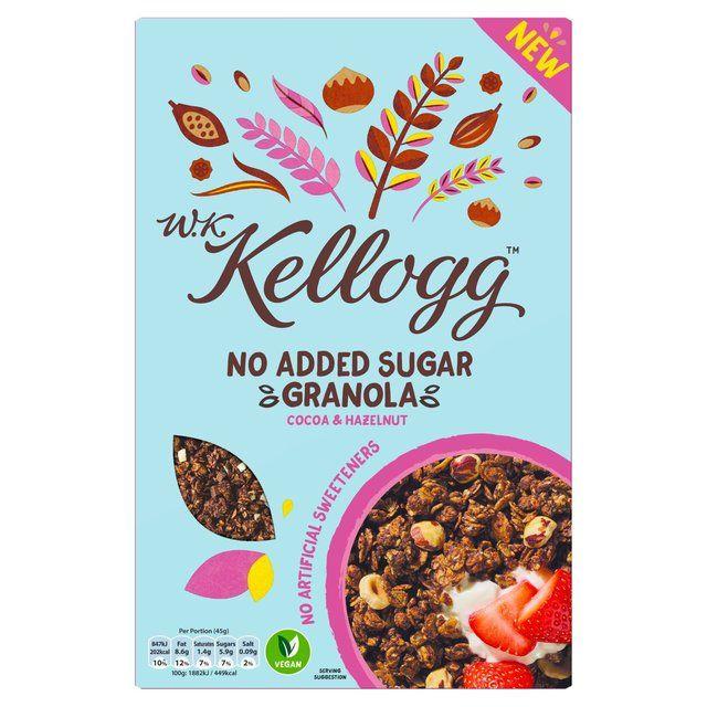 (Euroshop) GRATIS 2kg W.K. Kelloggs Cacao & Haselnut dank Coupies