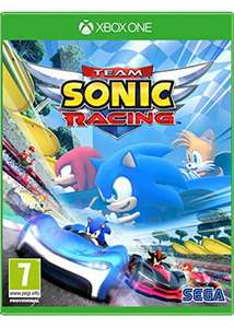 Team Sonic Racing (Xbox One & PS4) für je 23,93€ (Base.con & Shop4DE)