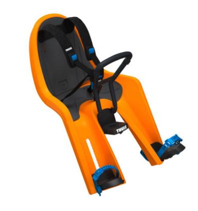Kinder Fahrradsitz: Thule RideAlong Mini - bis zu 15kg nutzbar bei [Babymarkt]