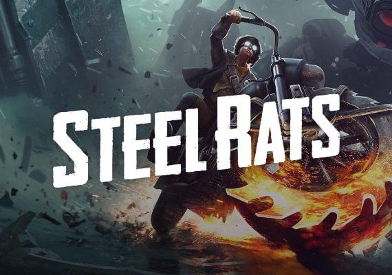 """""""Steel Rats"""" für einen Cent (Steam-Key, Oberfläche multilingual, Ton Englisch)"""