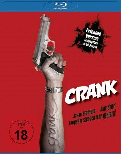 Crank - Extended Version (Uncut Blu-ray) für 5,99€ (Amazon & Saturn & Media Markt)