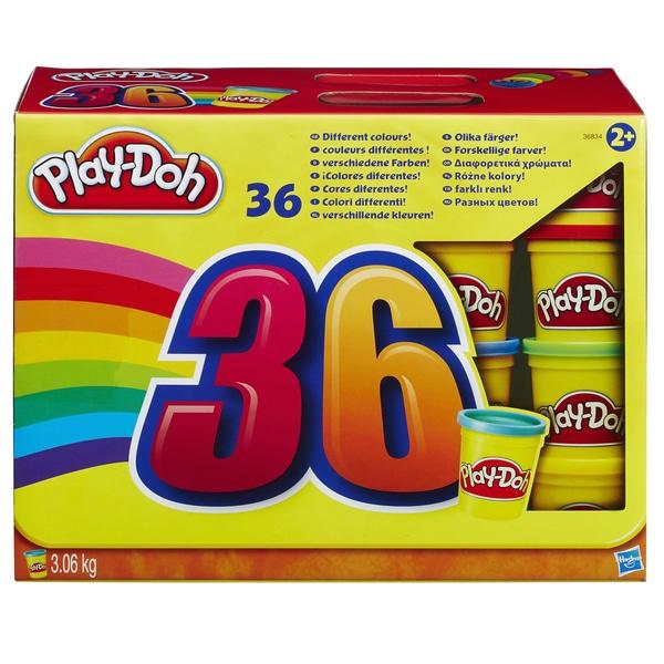 [Smyths]Play-Doh Knete 36 Dosen für 15€ mit click&collect oder 72 Dosen für 30€ inkl. Versand