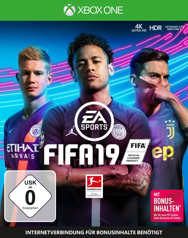 FIFA 19 (Xbox One) für 10,12€ (Amazon Prime)