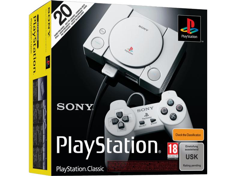 Grenzgänger AT: Sony PlayStation Classic für 19€