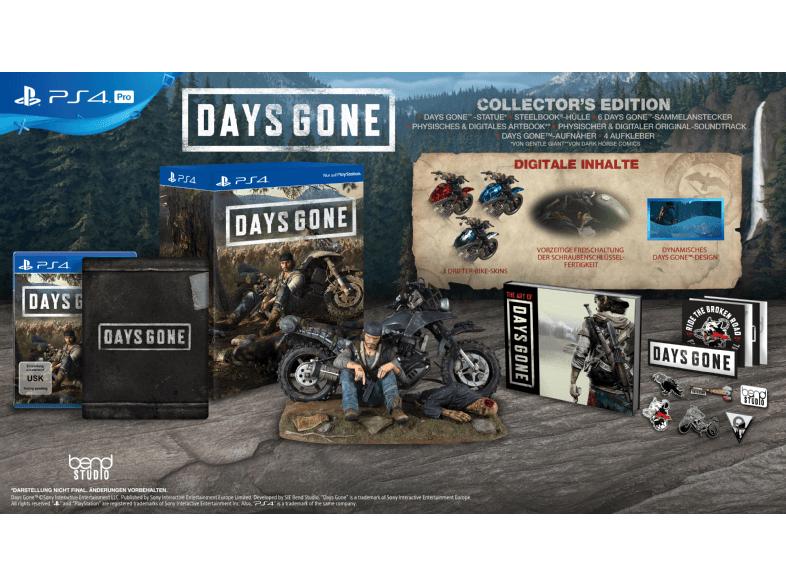 Days Gone - Collector's Edition (PS4) für 87€ (Media Markt AT)