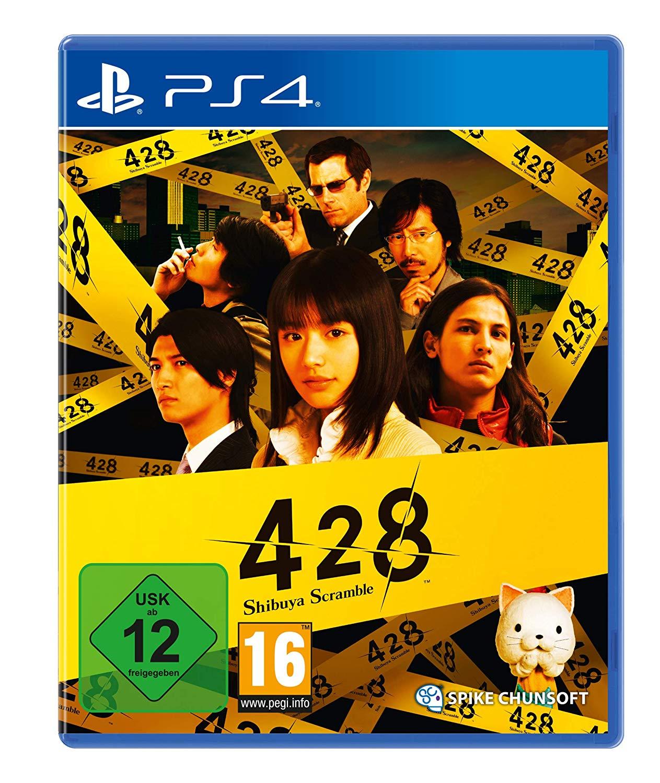 428 Shibuya Scramble (PS4 USK) für 13,78€ (Amazon IT)