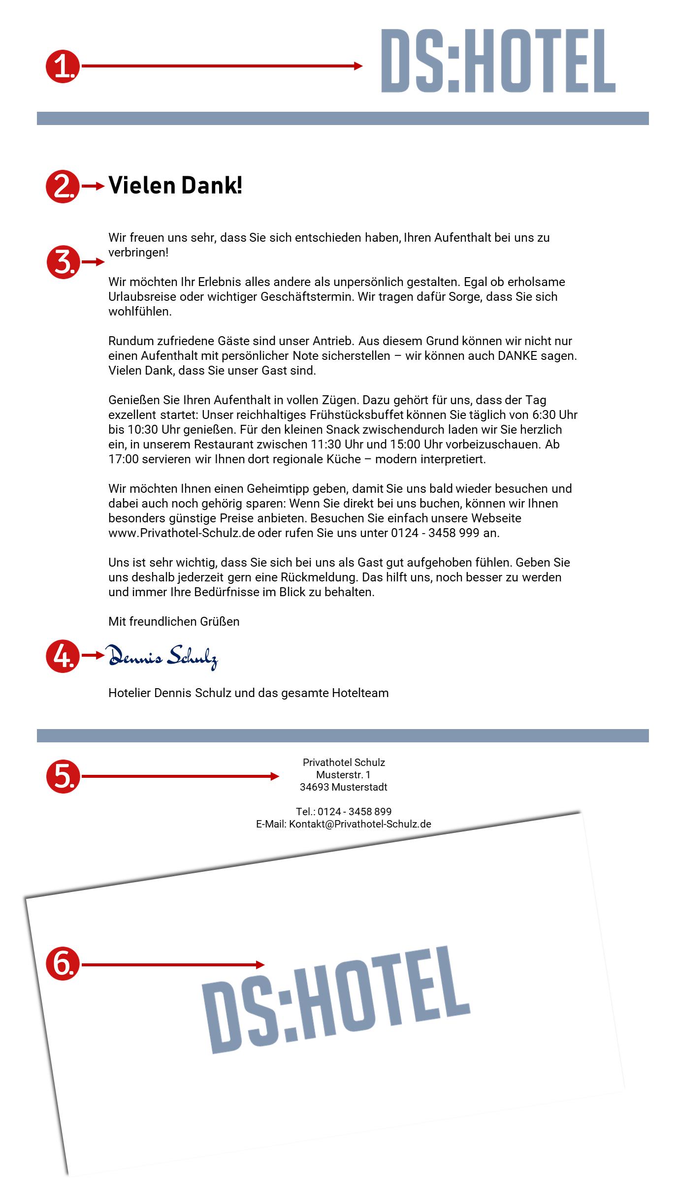 [Gewerbekunden] Kundenbriefe (Anschreiben + bedruckter Umschlag) designen und zugesendet bekommen für 0,29 € brutto (min. 500 Stück)