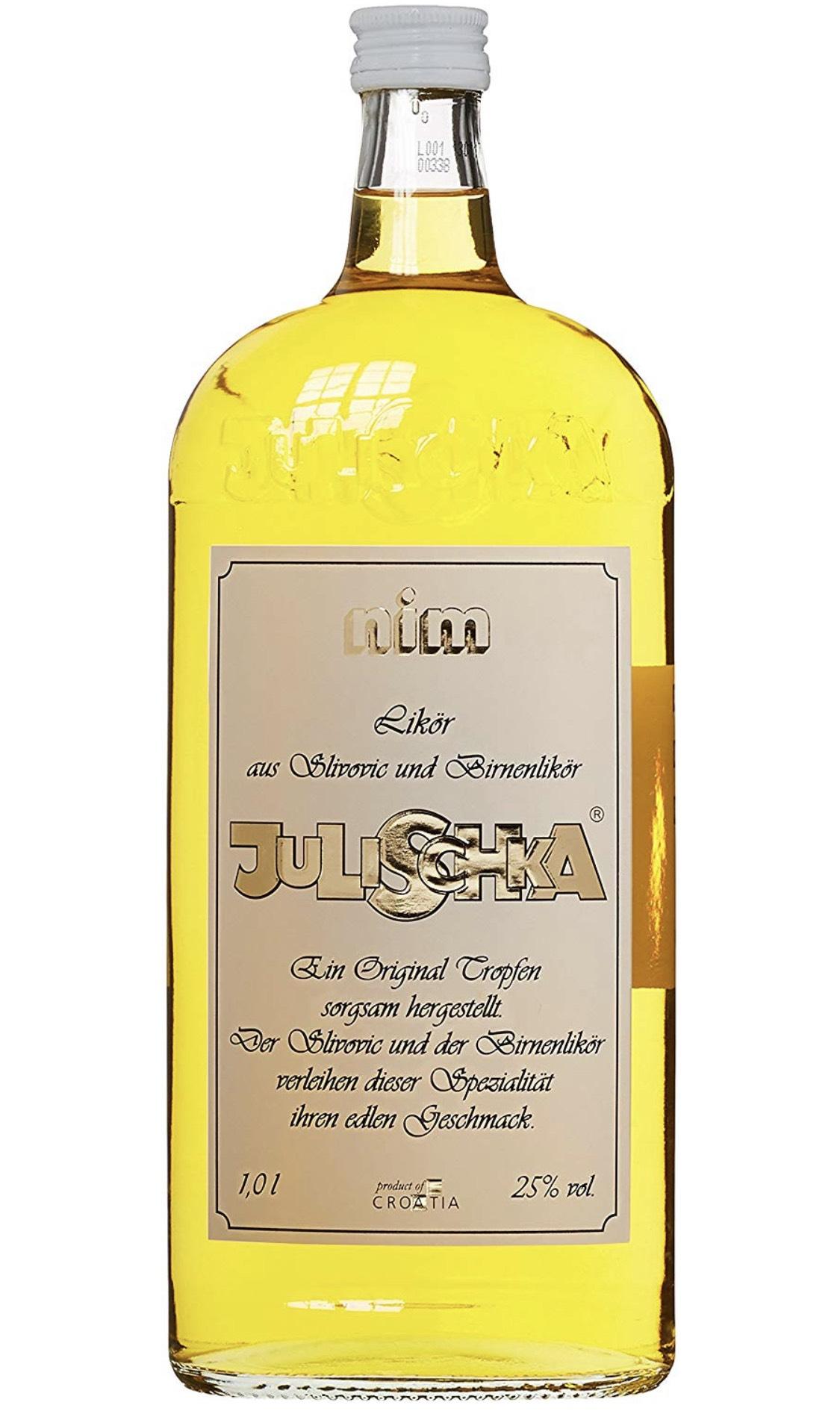 Julischka (2x 1L) 25% - Kroatischer Likör