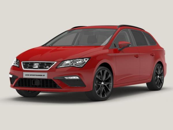 [Privatleasing | 24 Monate | 199 € mtl. | >= 10.000 Km] Seat Leon ST FR BLACK MATT EDITION 150PS DSG