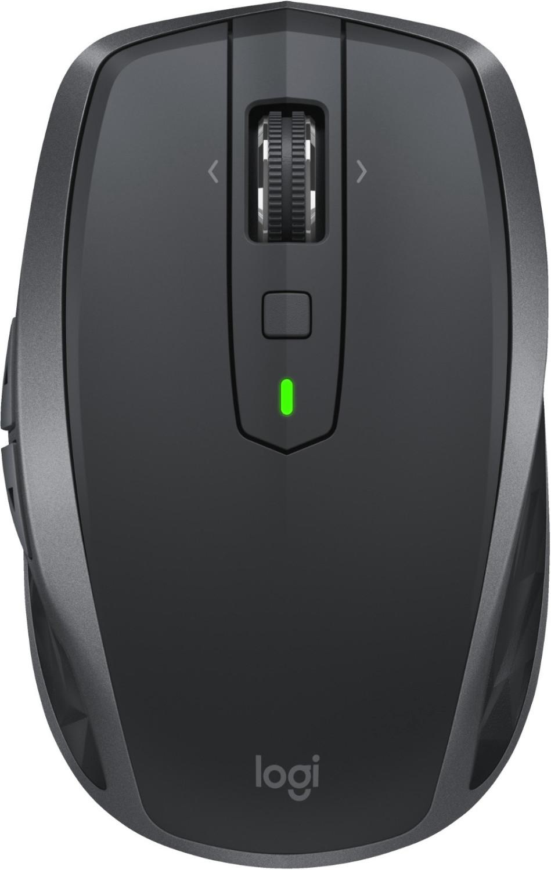 Logitech MX Anywhere 2S kabellose Bluetooth Maus für Mac und Windows graphit für 48,88€ inkl. Versandkosten