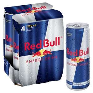 4x0,25l Red Bull Classic & Sugarfree (0,83€ je Dose) +++ Monster Energy 0,5l für 0,88€ (pro Dose 0,71€ Red Bull & 0,75€ Monster via Coupon)