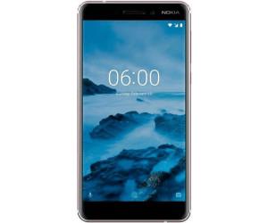 Nokia 6.1 (2018) Dual-SIM 32GB Weiß/white Android 9