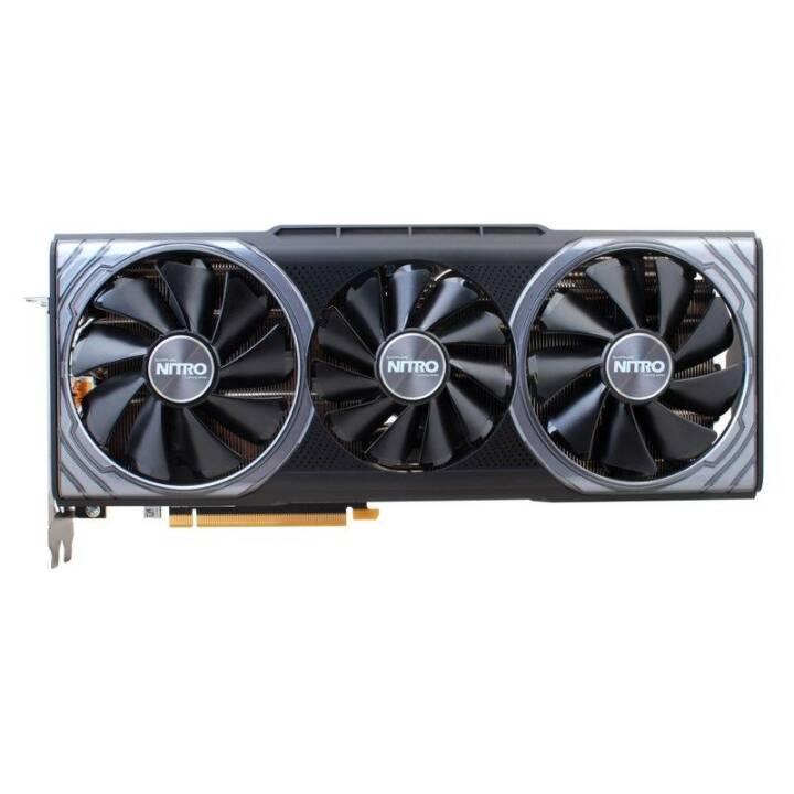 (Interdiscount Schweiz) Sapphire Radeon RX Vega64 Nitro+ 8GB HBM2 für 247€