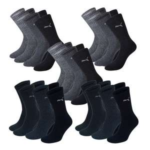15er Pack unisex Basic Sportsocken