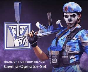 [Twitch Prime] R6 Siege - 3 Operator Packs